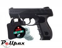 Gamo GP-20 Combo - 4.5mm BB Air Pistol
