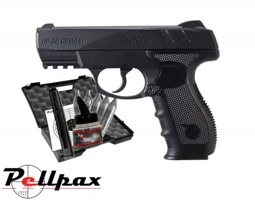 Gamo GP20 Kit - 4.5mm BB Air Pistol