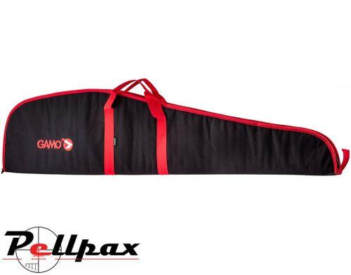 Gamo Padded Rifle & Scope Bag - Black / Red