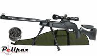 Gamo HPAmi GRS Full Kit - .177 & FREE Gunbag + Pellets!