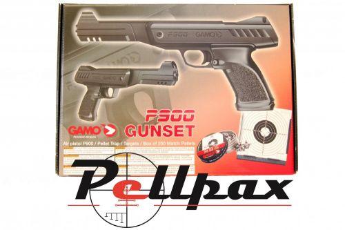 Gamo P-900 Gun Set .177 Pellet - Autumn Sale