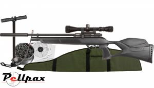 Gamo Phox Silenci Rifle Pack .22
