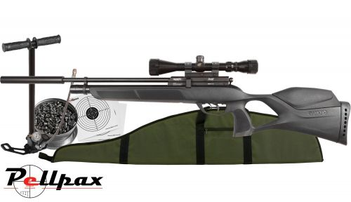 Gamo Phox Silenci PCP Pack - .22 Air Rifle