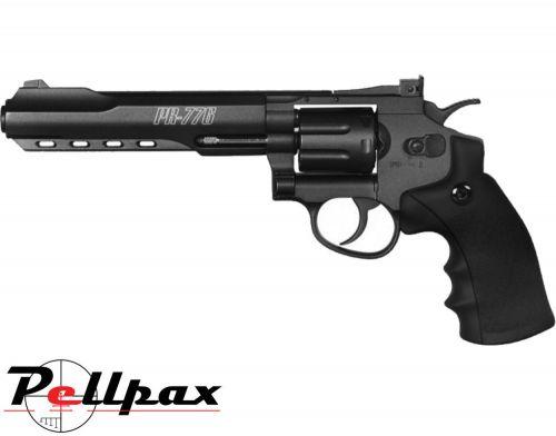 Gamo PR-776 Revolver .177 Pellet CO2 Pistol - Second Hand
