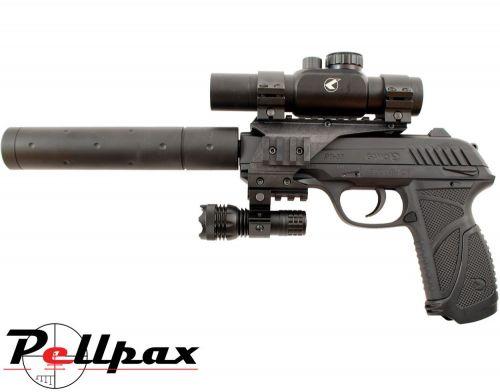 Gamo PT-85 Tactical - .177 Pellet Air Pistol
