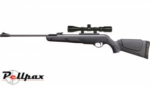 Gamo Shadow Deluxe .22 Combo Air Rifle Kit