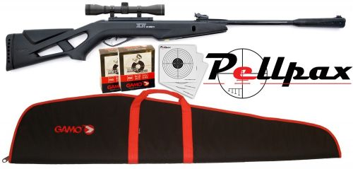Gamo Whisper IGT Combo Kit .177