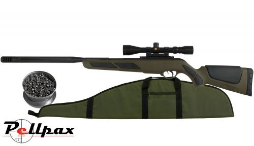 Gamo Whisper VB Magnum Full Air Rifle Kit .177