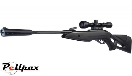 Gamo Whisper X .177 Pellet Spring Rifle + Scope (4x32) - Second Hand