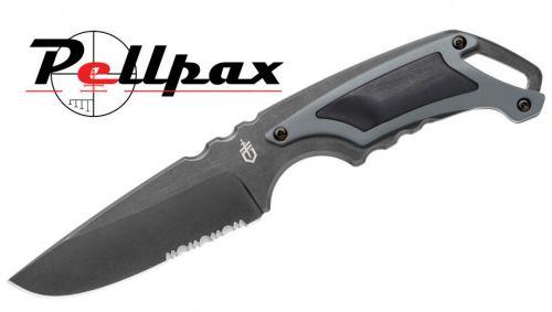 Gerber Fixed Blade DP - SE Drop Point Serrated Edge Knife