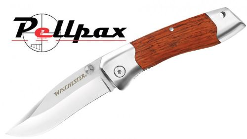 "Winchester Shaped 3"" Folding Knife"