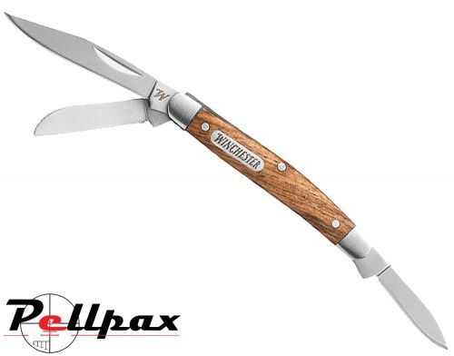 Gerber Winchester Stagecoach FE Folding Knife - Triple Blade