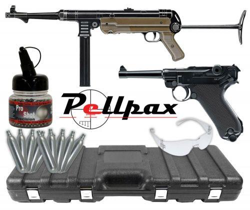 Pellpax Legends Combo Kit - 4.5mm BB