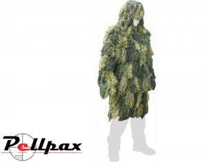 Kombat UK Military Ghillie Camo Parka