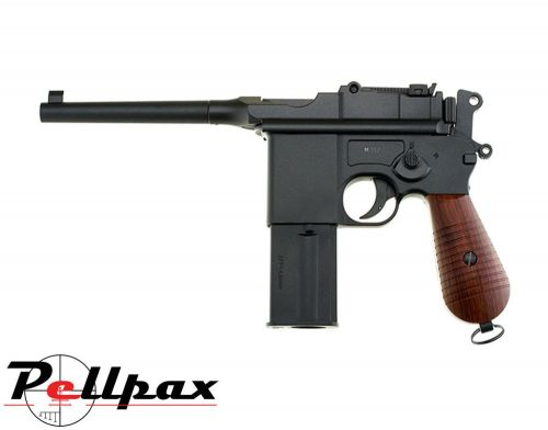 Gletcher M712 - 4.5mm BB Air Pistol
