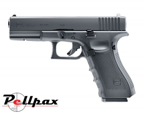 Glock 17 Gen4 4.5 BB CO2 Pistol - Second Hand