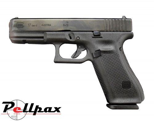 Glock 17 Gen5 - 4.5mm BB Air Pistol - Second Hand