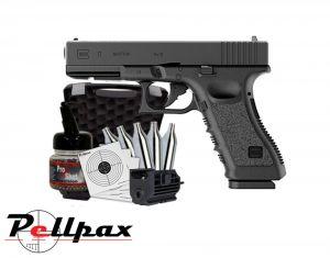 Glock 17 Tactical Kit - 4.5mm BB Air Pistol