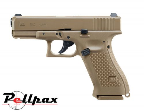 Glock 19X 4.5 BB CO2 Pistol - Second Hand