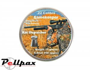 Gamekeeper Rat Dispatcher .22 x 250