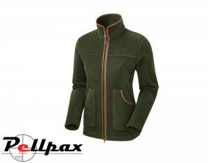 Performance Fleece Jacket Green by ShooterKing