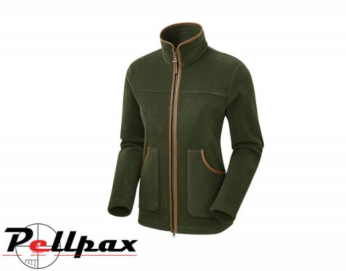Performance Fleece Jacket Green by ShooterKing