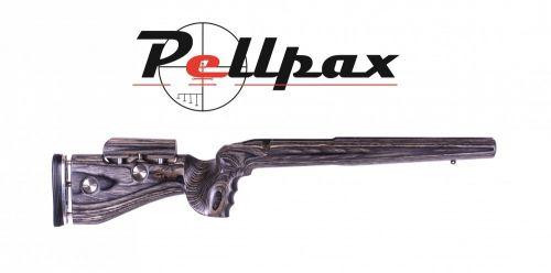 GRS Laminated Adjustable Hunting - Short Action Remington 700 RH - Black