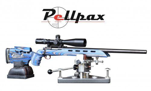 GRS Laminated F Class - Short Action Remington 700 RH - Blue