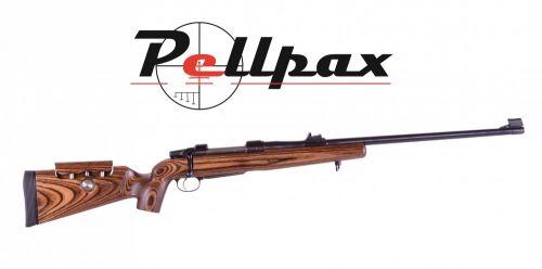 GRS Laminated Safari - Long Action Howa M1500 RH - Brown