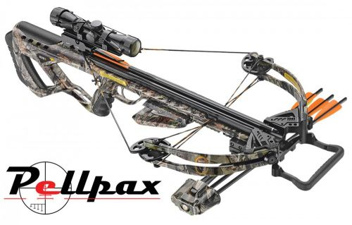 EK Archery Guillotine-M 185lbs Compound Crossbow