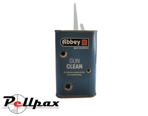 Abbey Gun Clean - 125ml Dropper Can