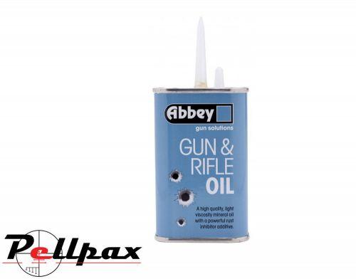 Abbey Gun & Rifle Oil 125ml Tin