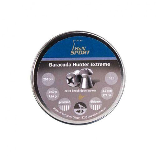 H&N Baracuda Hunter Extreme .177 Pellets x 400