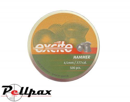 H&N Excite Hammer .177 x 500