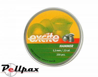 H&N Excite Hammer .22 x 250