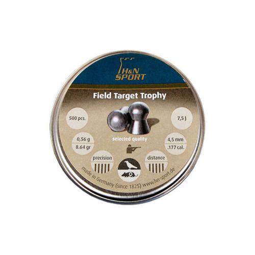 H&N Field Target Trophy .177 Pellets x 500