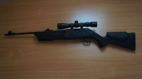 Hammerli 850 Air Magnum XT Kit - .22 CO2 Air Rifle - Second Hand