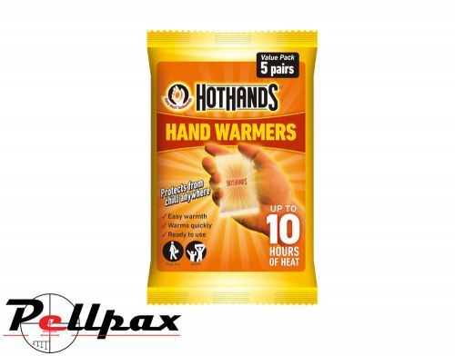 HotHands Hand Warmer Value Pack of 5 Pairs