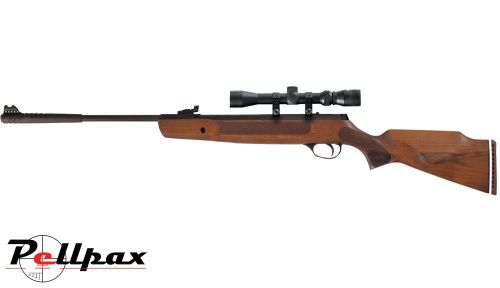 Hatsan Striker 1000X Wood Air Rifle .25