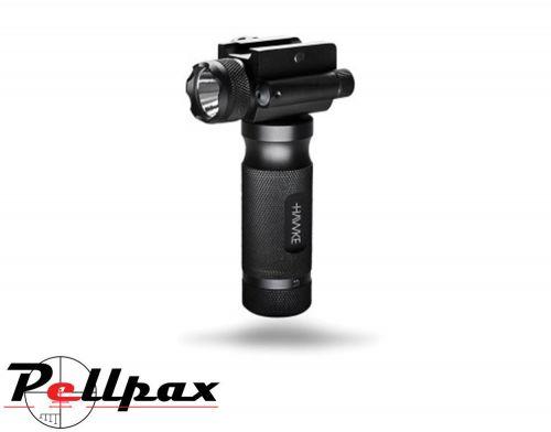 Hawke Laser LED Flashlight / Foregrip