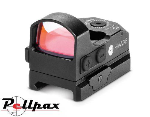 Hawke Reflex Sight - Weaver Mount