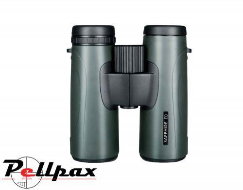 Hawke Sapphire ED 8×42 Binoculars - Green