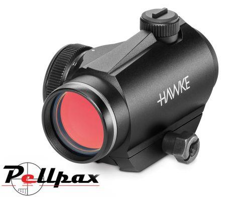 Hawke Vantage Monotube Red Dot - 9-11mm Mount