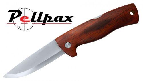 """Helle Skåla Outdoor Pocket Folding Knife 3.3"""" Blade"""