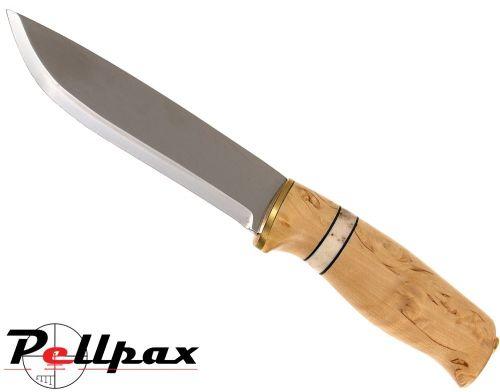 Helle Sylvsteinen Fixed Blade Knife