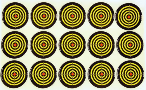 High Definition 50mm Self Adhesive Target x 120