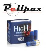 Hull Cartridge High Pheasant Fibre 26g 6 Shot - 16G