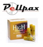 Hull Cartridge High Pheasant Fibre 25g 5 Shot - 20G