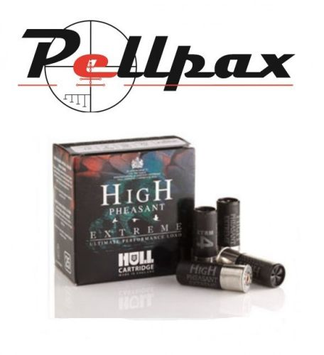 Hull Cartridge High Pheasant Extreme 32g 5 Shot - 12G