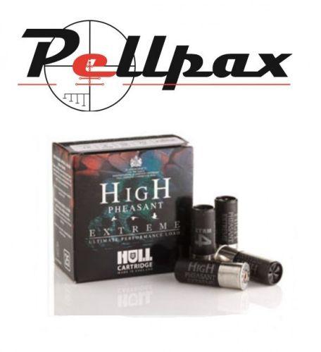 Hull Cartridge High Pheasant Extreme Fibre 36g 4 Shot - 12G